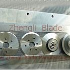 Helsingor the blade of the stapler,Particle packing sealing box blade, cutting machine blade Round blade
